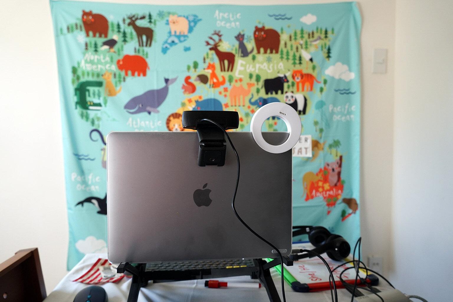Digital nomad teacher tips -