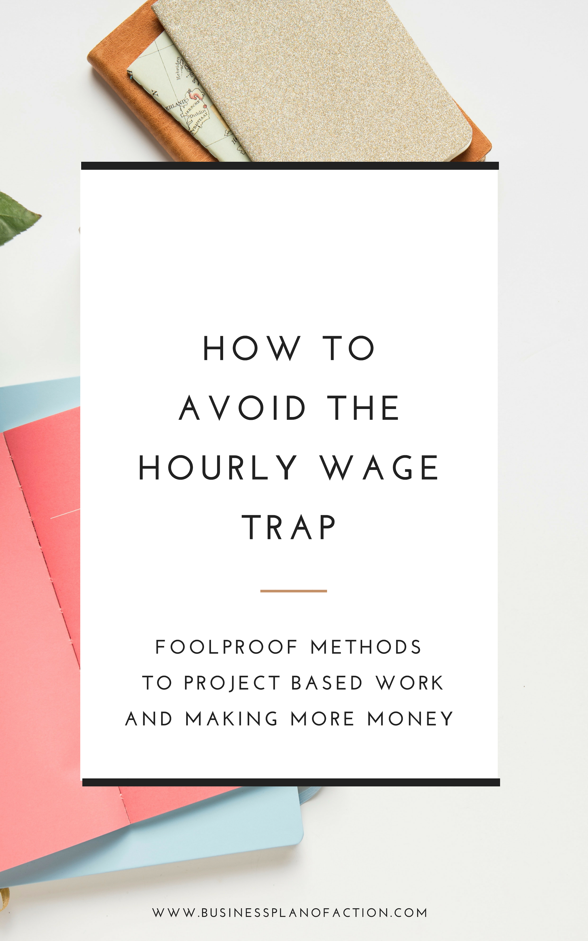 Are you running a freelance business and stuck in the hourly rate trap? You need to read these foolproof methods to create packages for projects and stop working hourly. Make work at home successful as a virtual assistant and earn more money. Virtual assistant work is a great way to make money online but not if you aren't actually making money. #makemoneyonline #workathome #virtualassistant #va #onlinebusiness Read more: businessplanofaction.com/blog/avoid-the-hourly-wage-trap