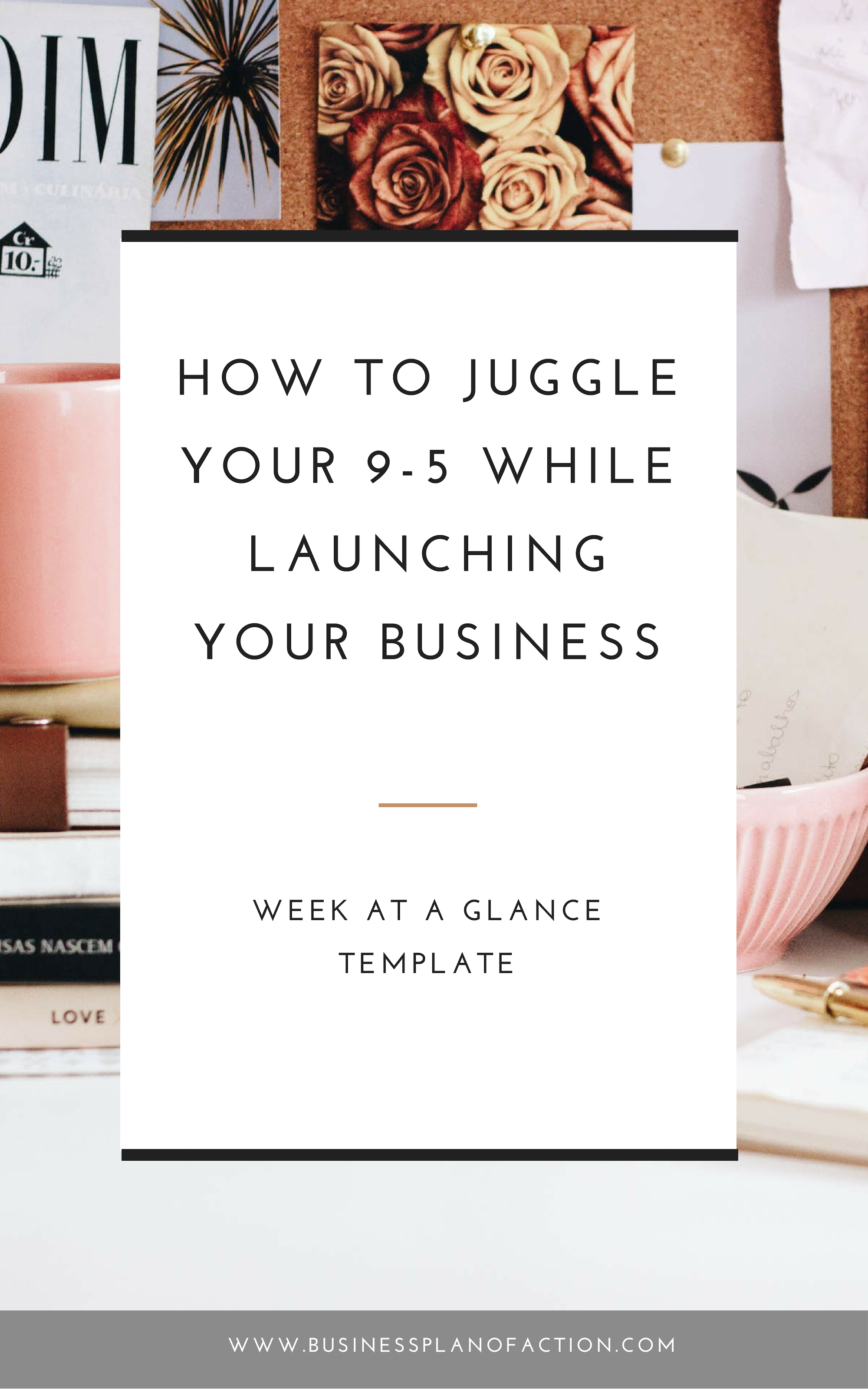 In today's episode, I share with you the single most important step of juggling your 9-5 and launching a business. Enter your name and email to grab my digital template to save you time here  https://theperfectpitchcourse.com/trello-optin