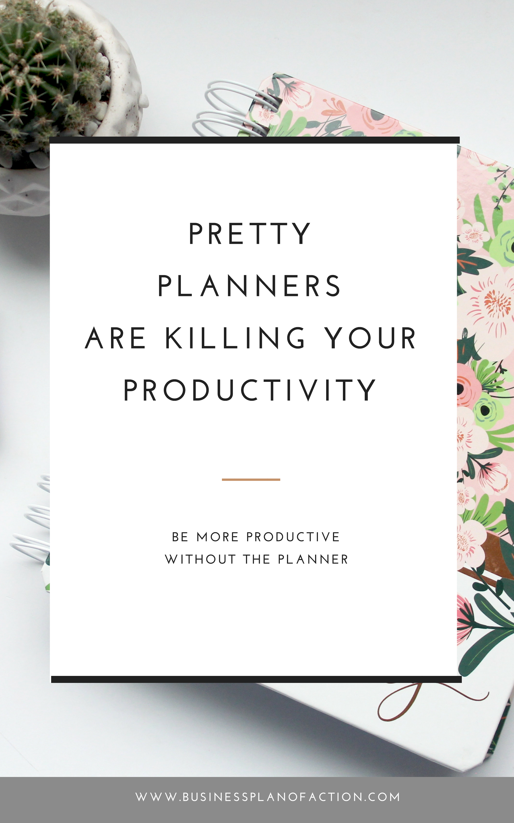 Put away the pretty planners and start getting more productive with digital tools. It's time to paper-proof your biz!