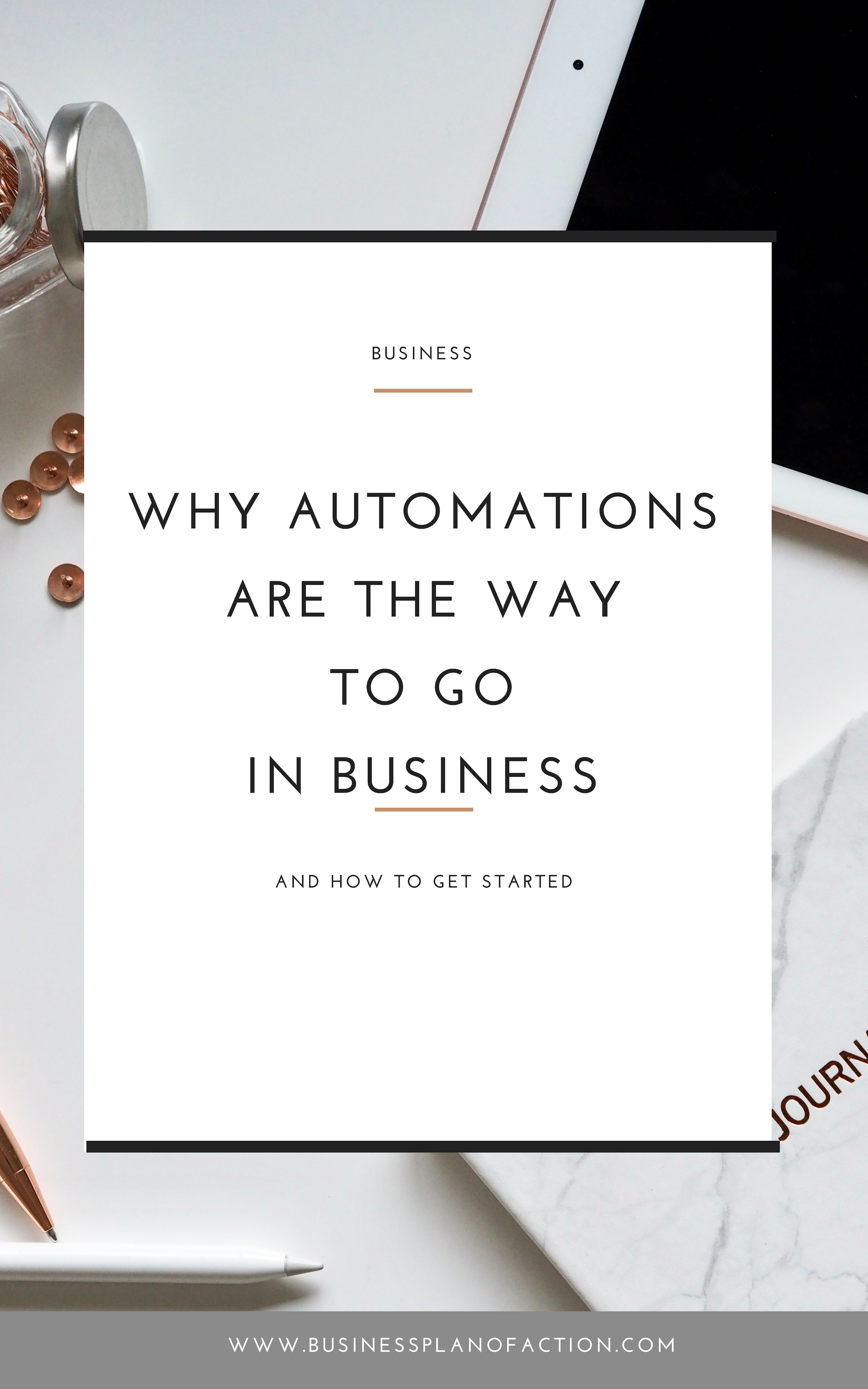 You need automations in your business (and your life!) to make sure that you're saving time and delighting your clients. Find out how!