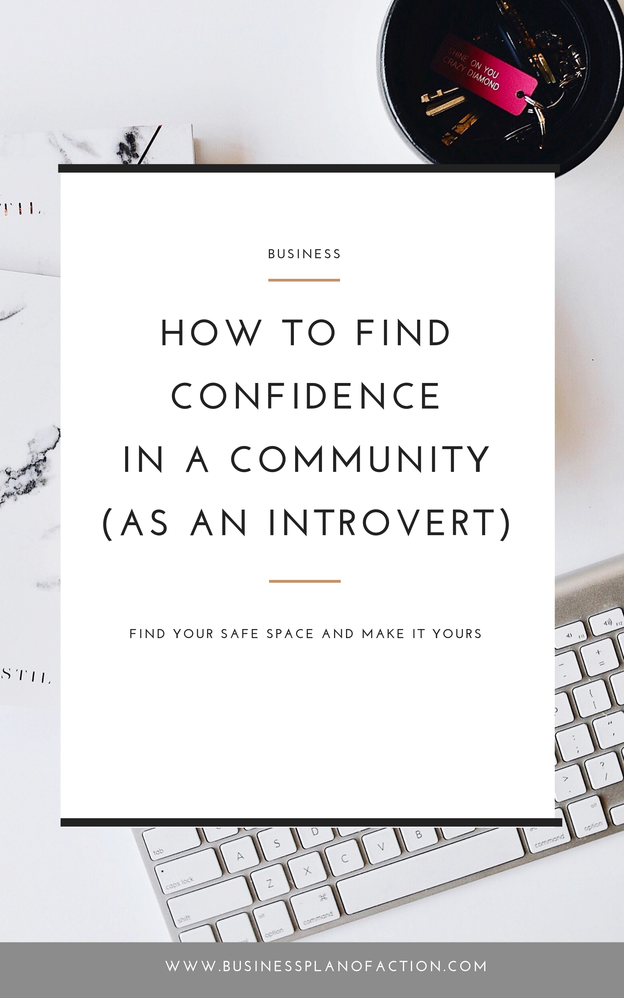 You need to show up in online communities, even if you're an introvert. But it's hard, especially when you'd rather hide behind your computer screen. Learn how to find confidence online and find your tribe.