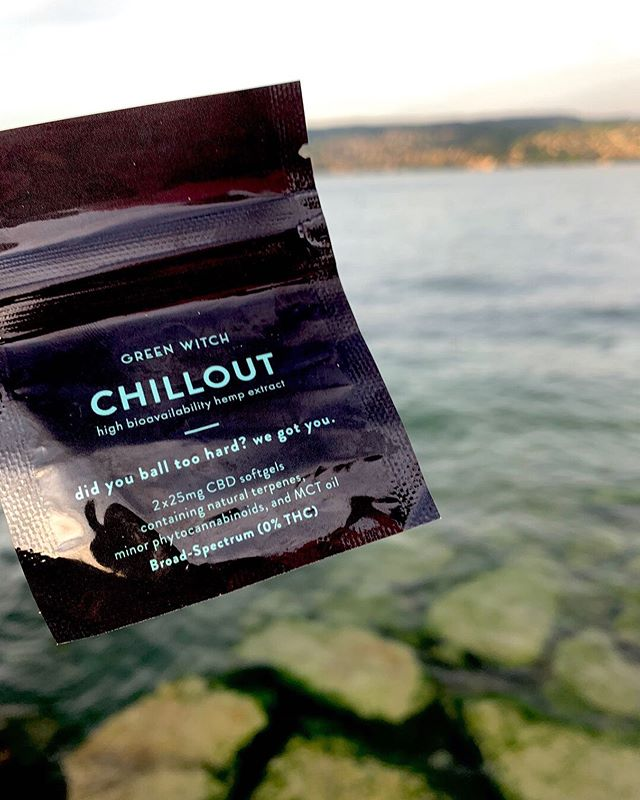 Weekend ready with our favorite travel partner: the CHILLOUT pack🤙