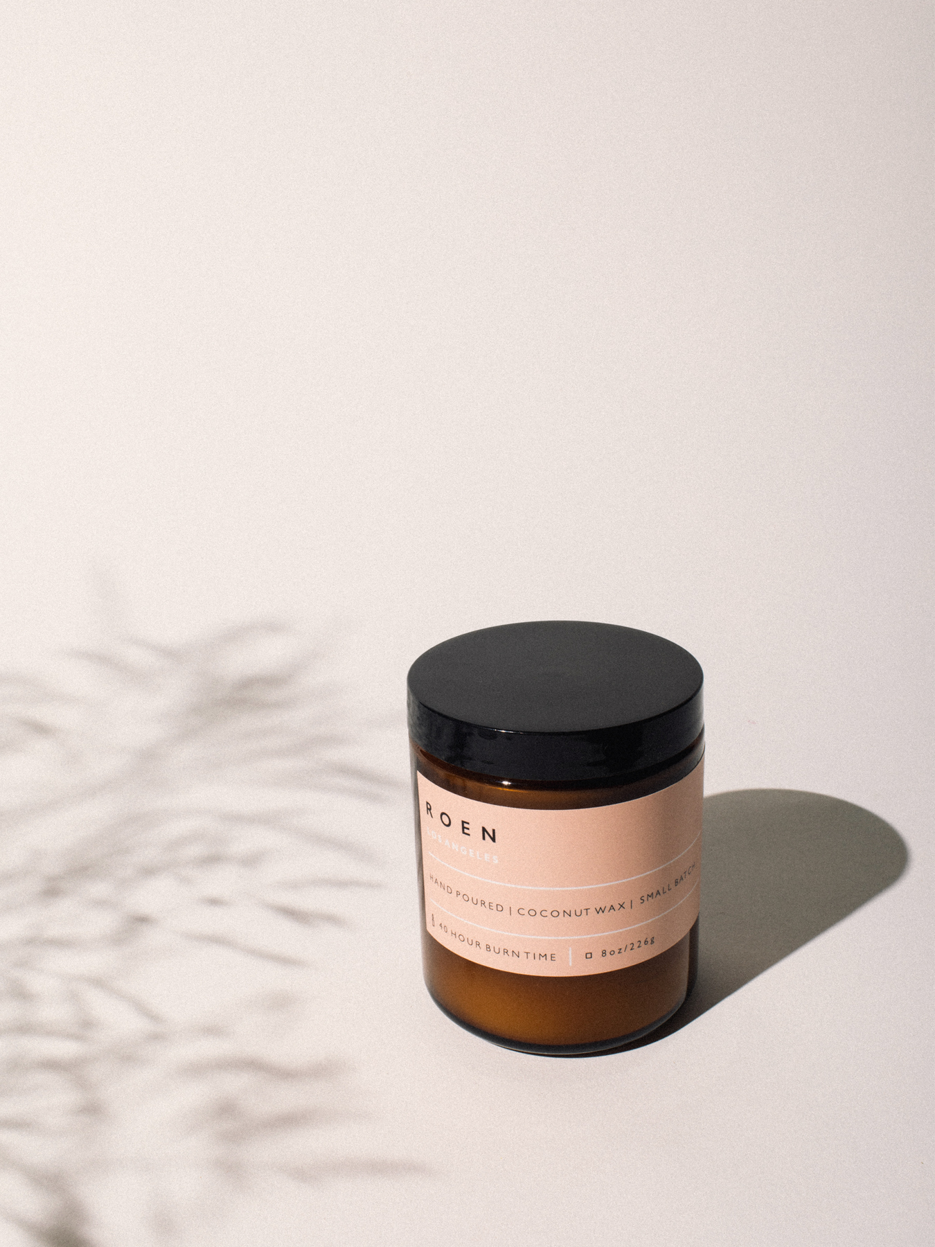 Favorite candle by  Roen