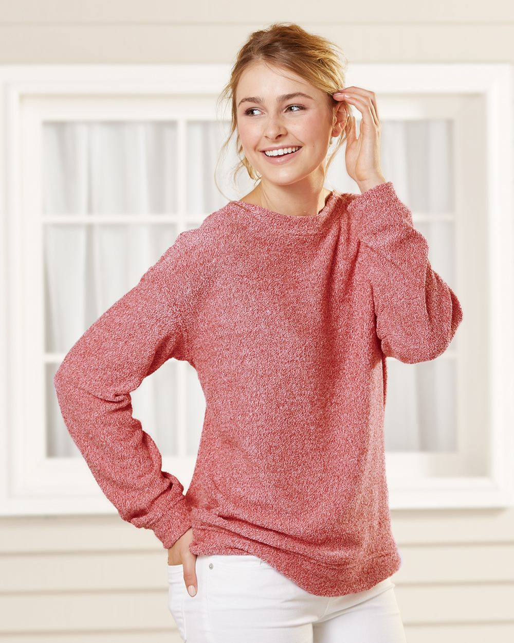 Boxercraft Women's Cozy Crew
