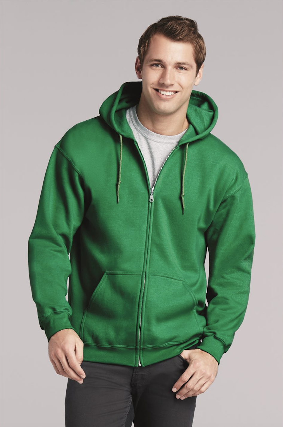 Gildan Full Zip