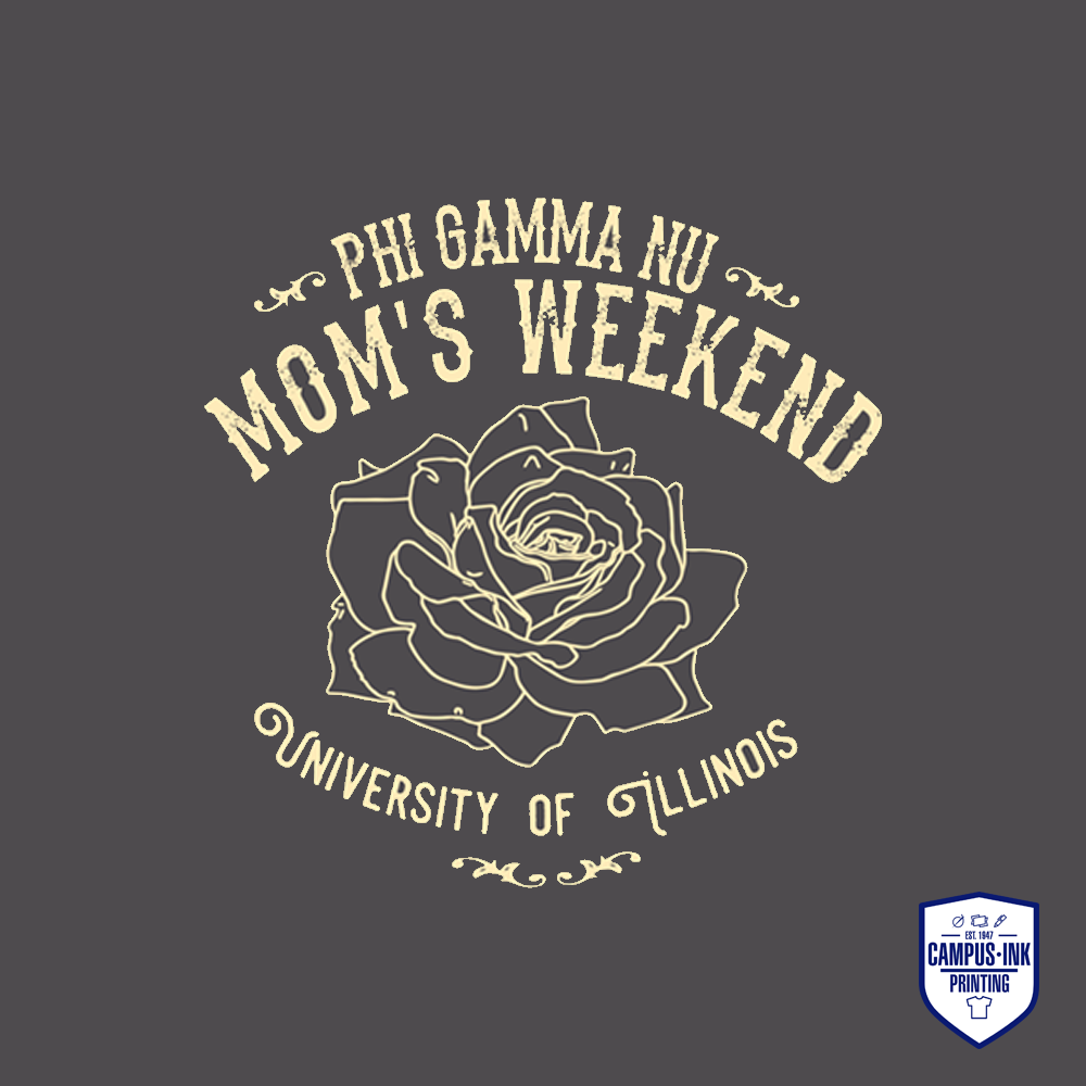 Moms Weekend Phi Gamma Nu