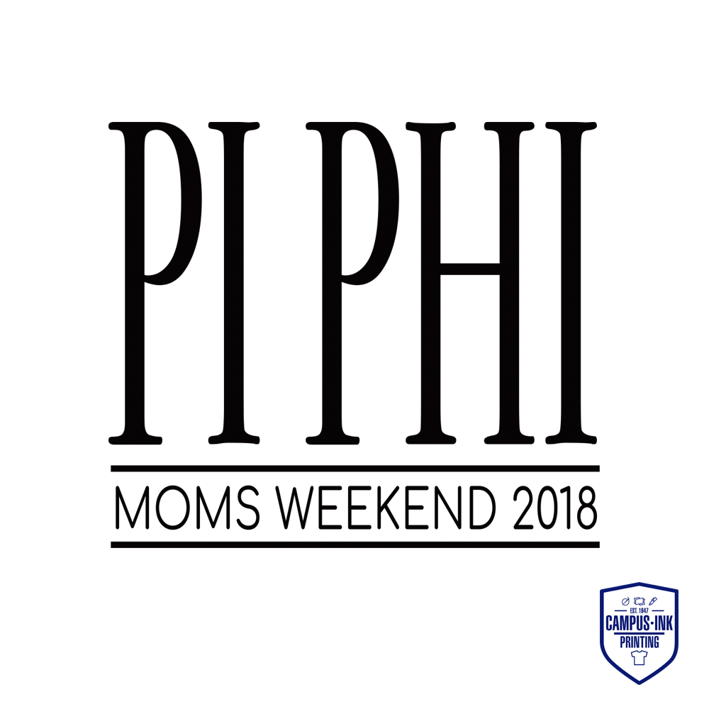 Moms Weekend Pi Phi