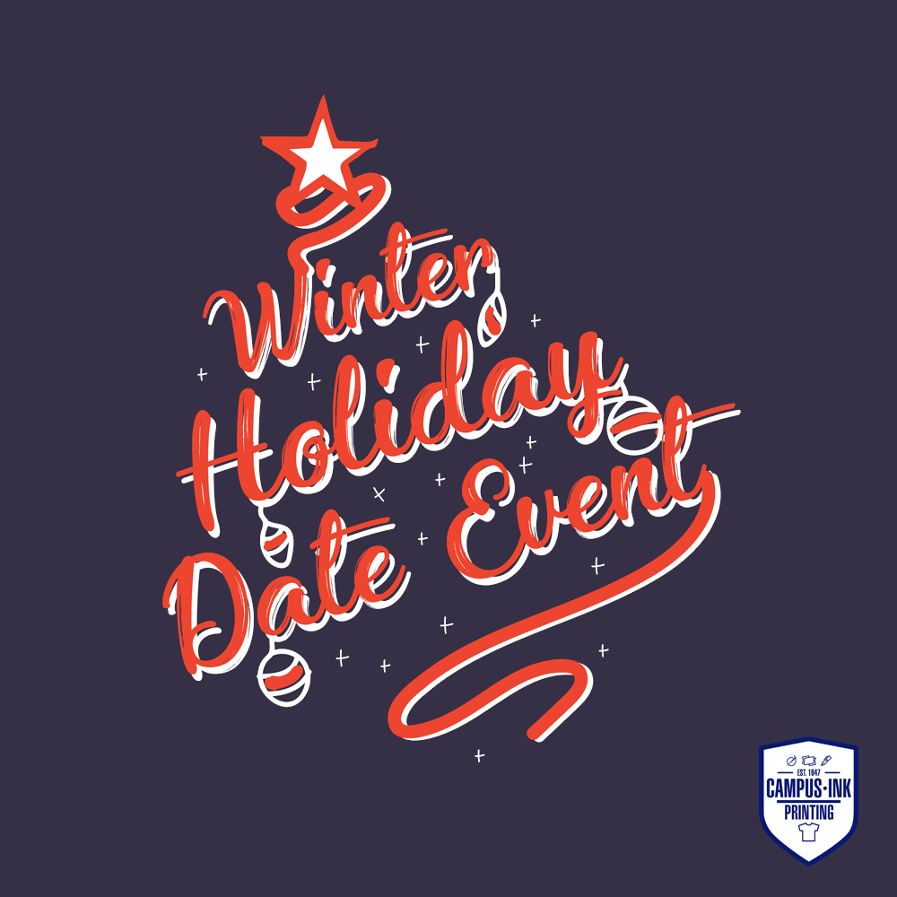 Winter Holiday Date Event