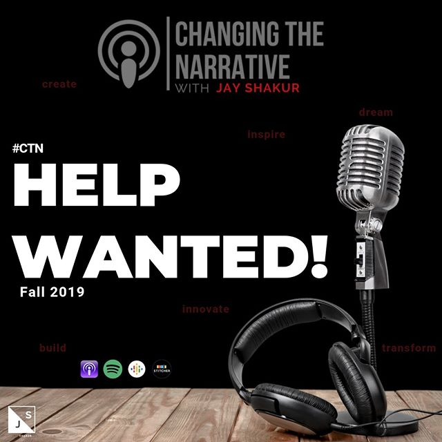 If you are creative, innovative and want experience in production (audio or video) I'd love to possibly work with you. Looking for Howard students specifically but all are welcomed. DM for details.