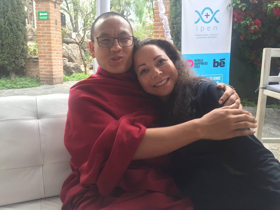 HE Khedrup Rinpoche & Nichol Bradford