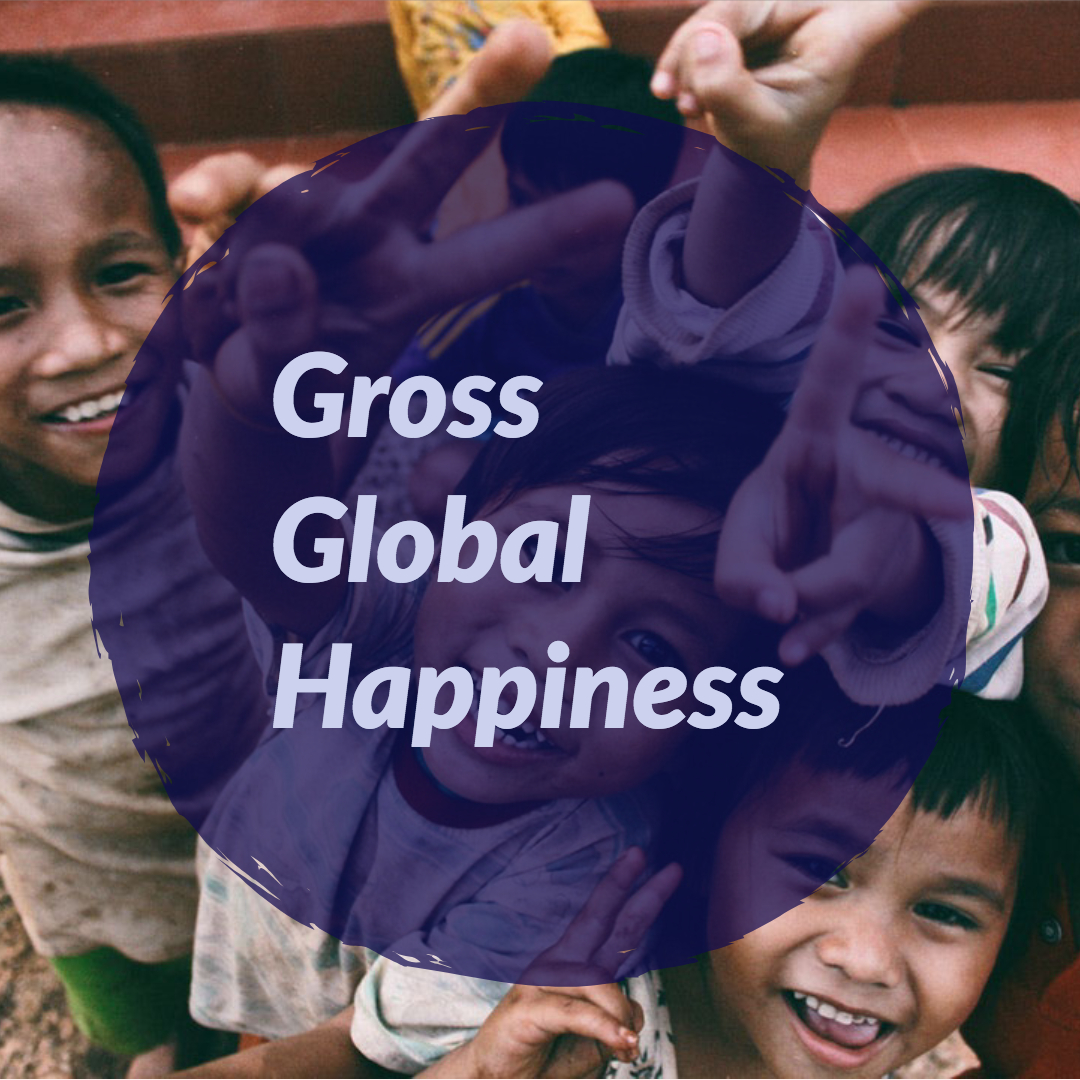 Uniting the world by happiness. The place to bē.