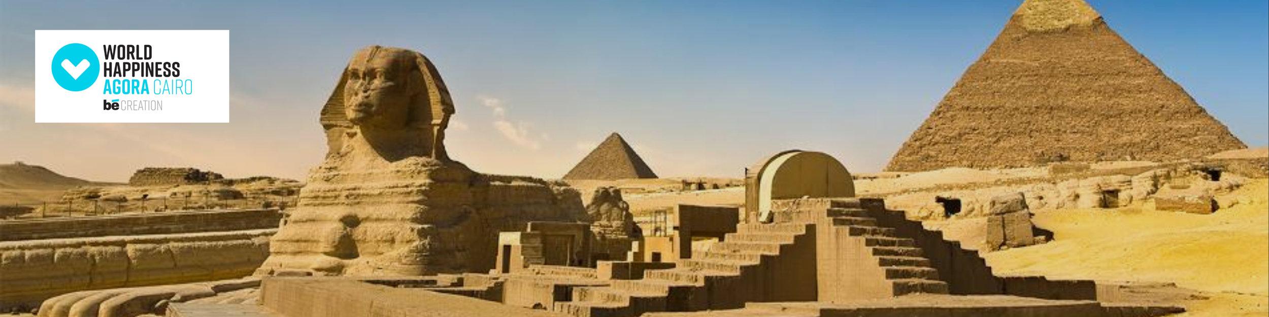 World Happiness Agora - Cairo - Egypt