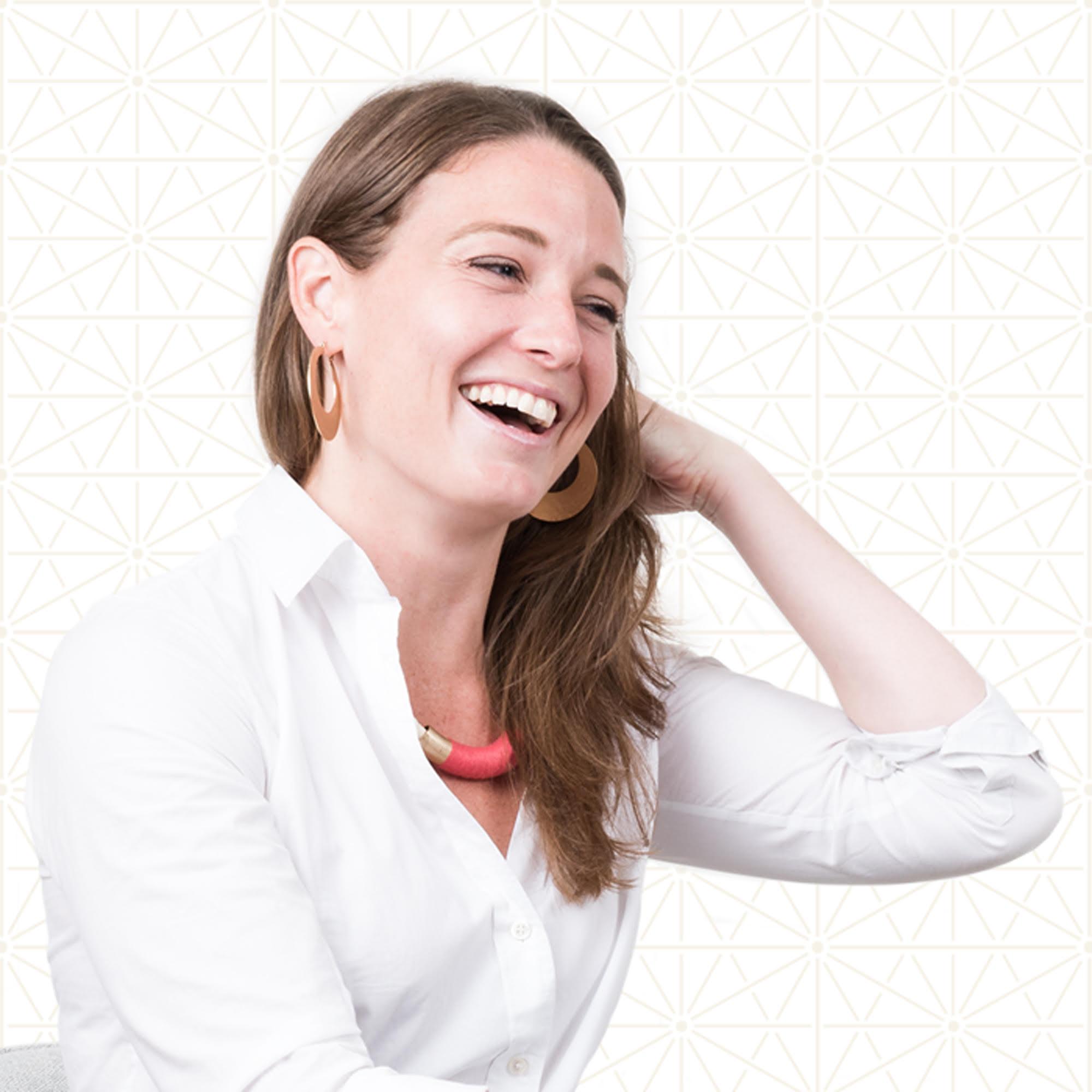 Rebecca Roberts - World Happiness Agora Host - Basel