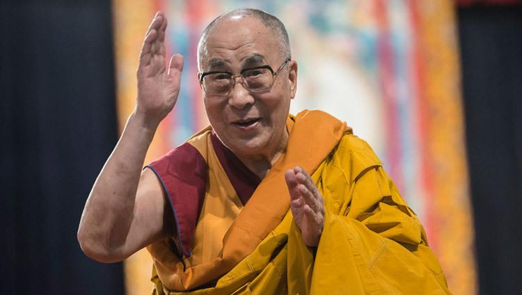 Dalai Lama - World Happiness Agora