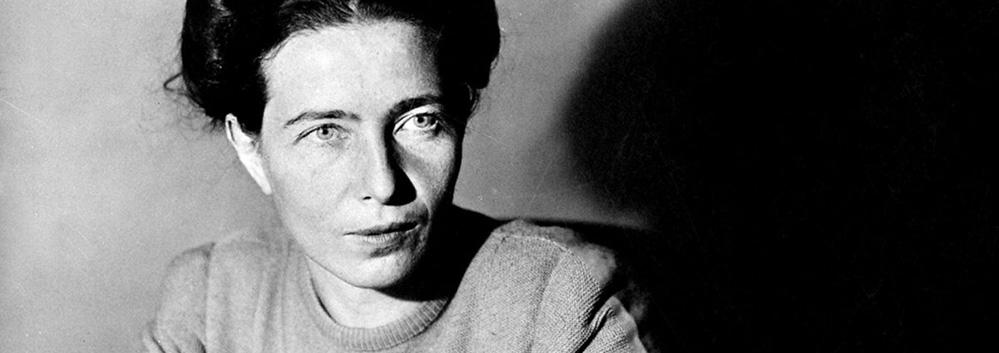 Simone de Beauvoir-happiness-agora.jpg