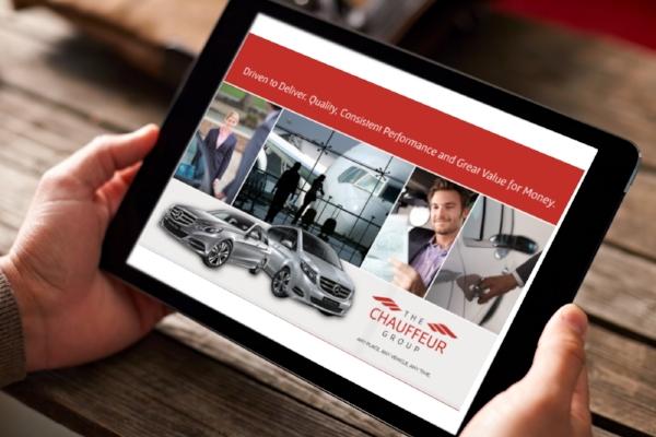 The Chauffeur Group Brochure
