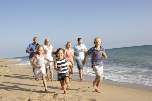 Family Holiday Airport Transfer