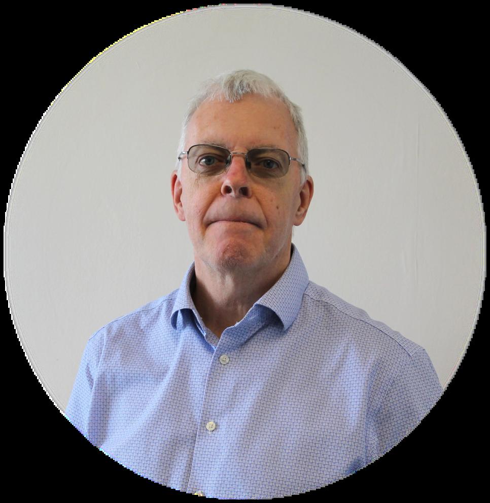 Graham Robb   Managing Director