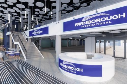 Executive Car to Farnborough International Exhibition Centre