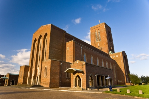Executive Car to Guildford Cathedral
