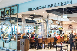 Restaurants in Heathrow Airport