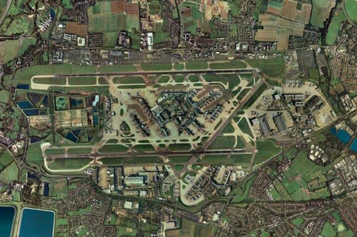 Which Terminal in Heathrow Airport