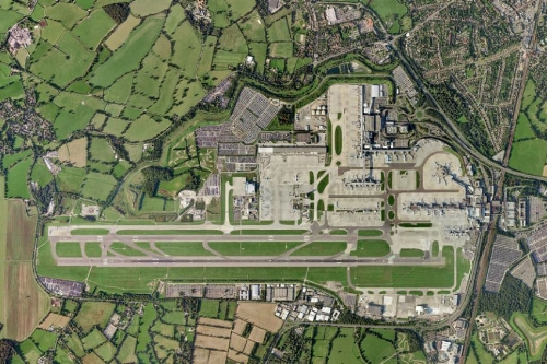 Which Terminal in Gatwick Airport