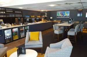 Southampton Airport Priority Lounge