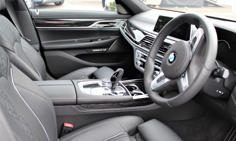 BMW 7 Series Hybrid Interior