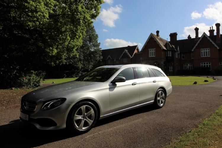 Your Executive Car Service Mercedes E Class Estate