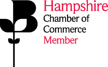 We are a member of Hampshire Chamber