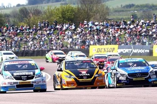 Visit Thruxton Circuit