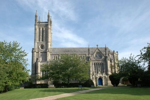 St Mary's Church Andover