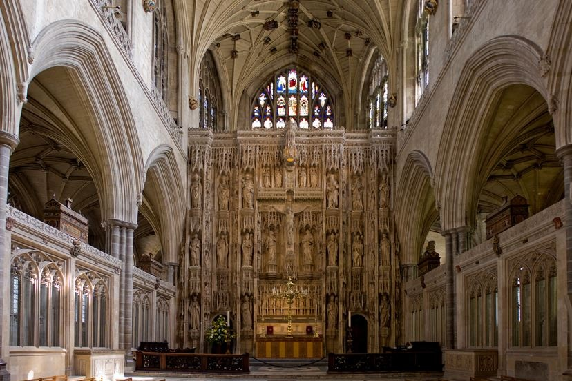Executive car to Winchester Cathedral