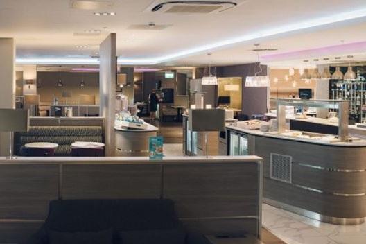 Luton Airport Lounge