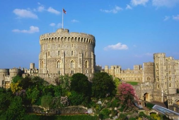Chauffeur to Windsor Castle