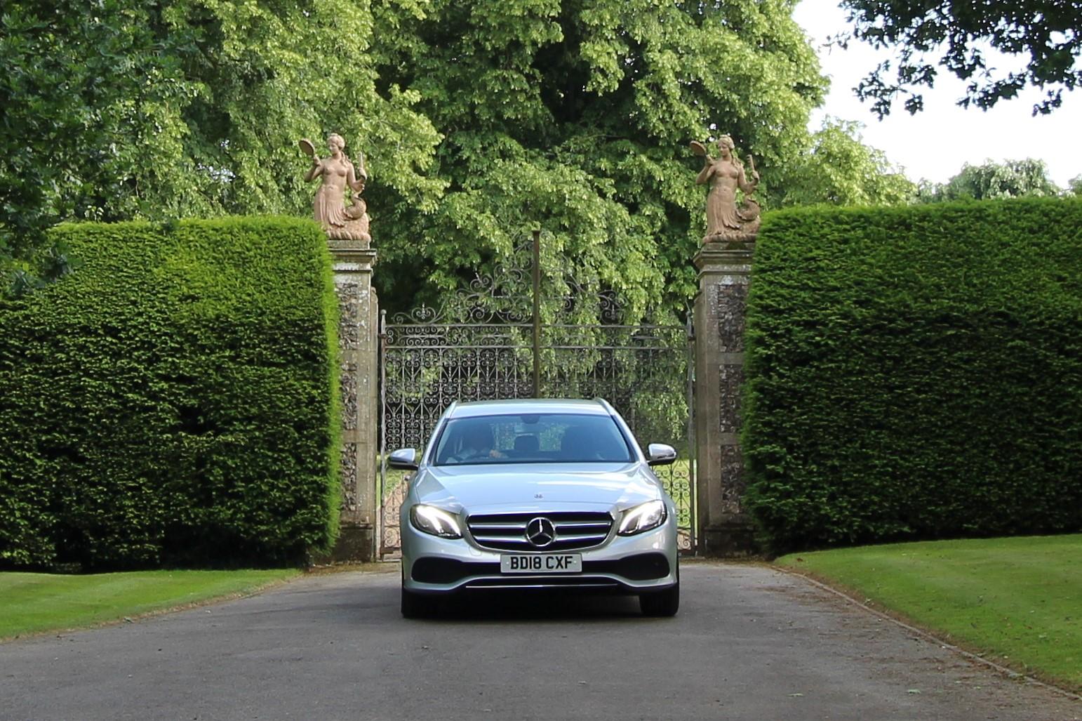 Mercedes E Class Executive Car