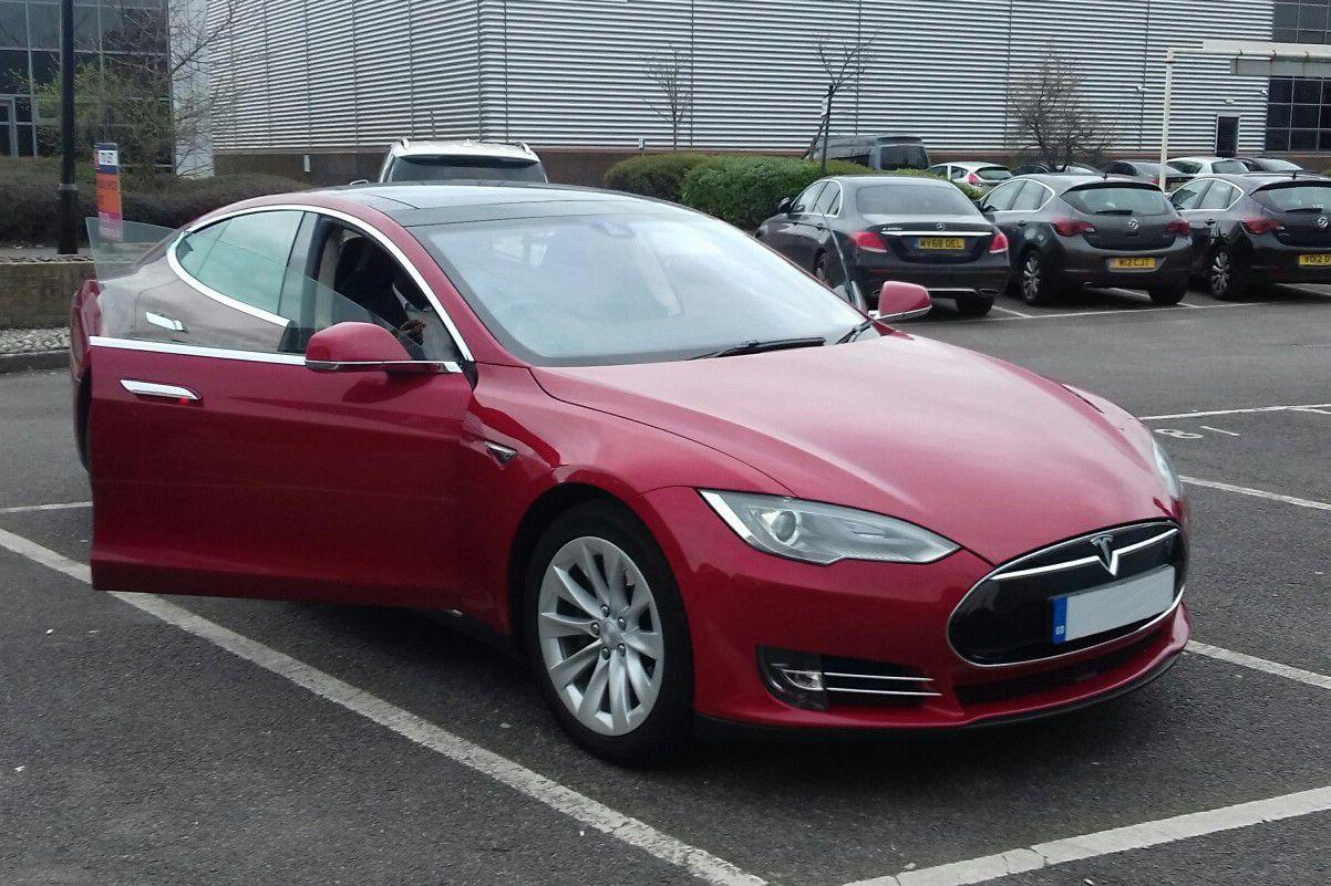 Tesla S Executive Car Fleet