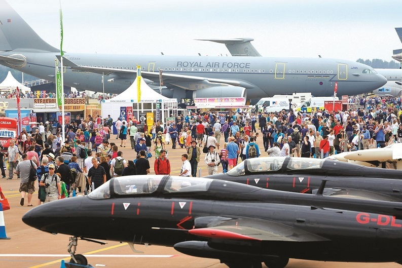 Corporate Event at Air Tattoo