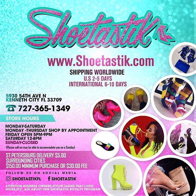 Shop Shoetastik 💕💕