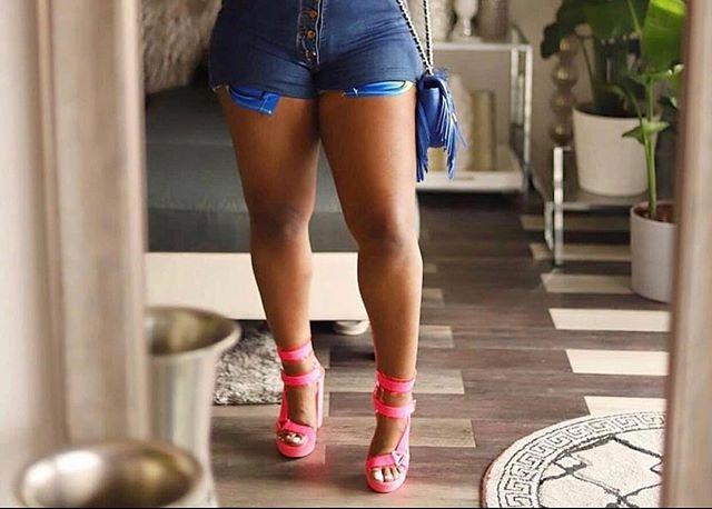 Amber Neon Pink $45 Fits true to size  Comfortable Heels  #shoestore #shoetastik #heels #pink #girls #womenshoes #blockheels #comfortableheels #shop #shoppingonline