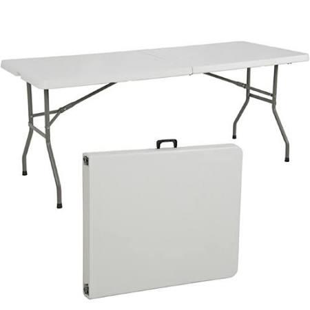 30x72 (6ft) Folding Table $7.50