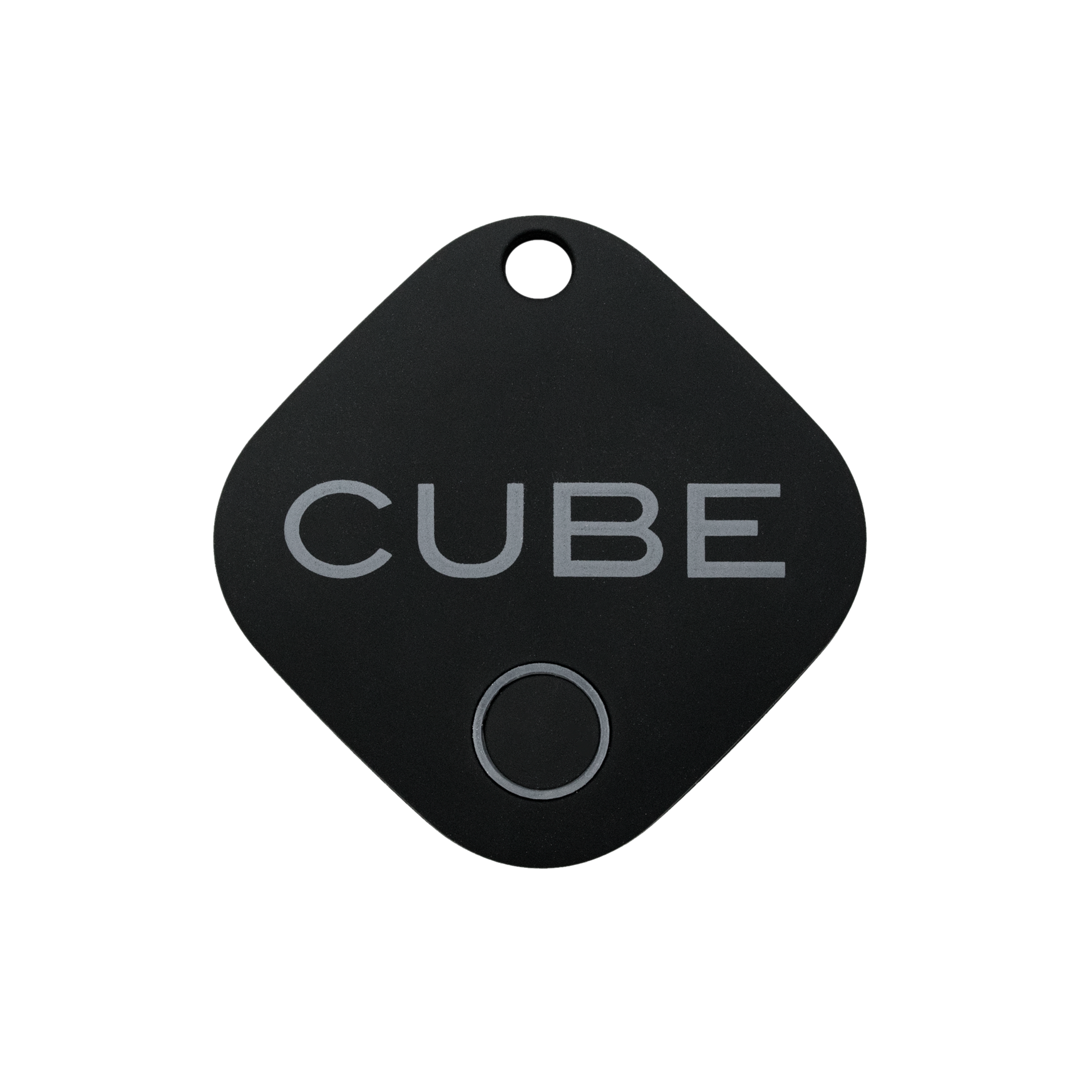 Cube - Our original model features a matte rubber coated design.