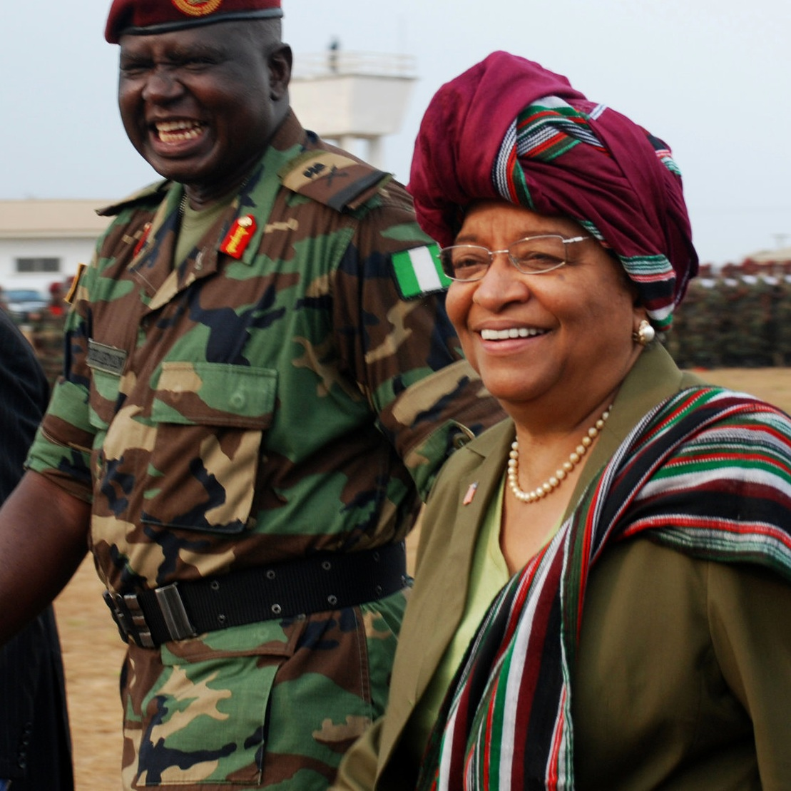 THE IRON LADY OF AFRICA: ELLEN JOHNSON SIRLEAF'S CABINET, 2006 -