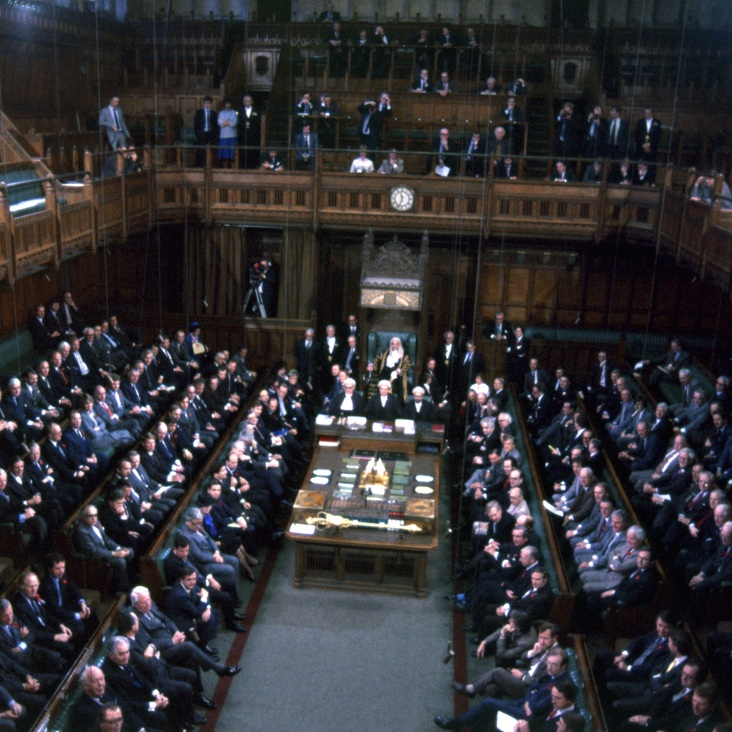 british house of commons, 1997 -