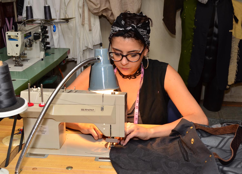 Amy Delira - Sewing extraordinaire