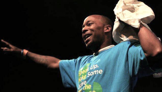 Kenny Baraka, rapper and lyricist