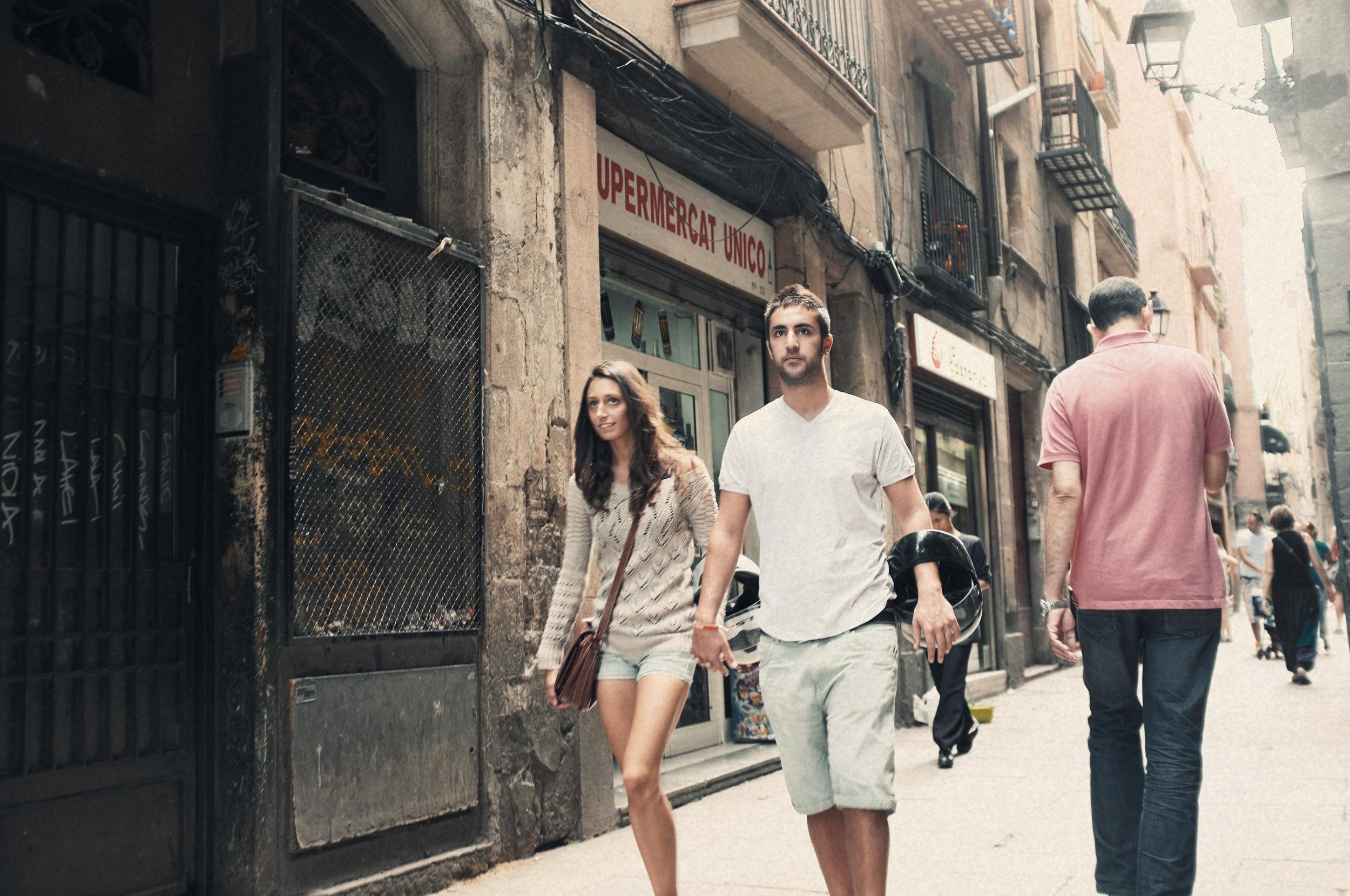 Barrio Gótico - De stad zónder toeristen