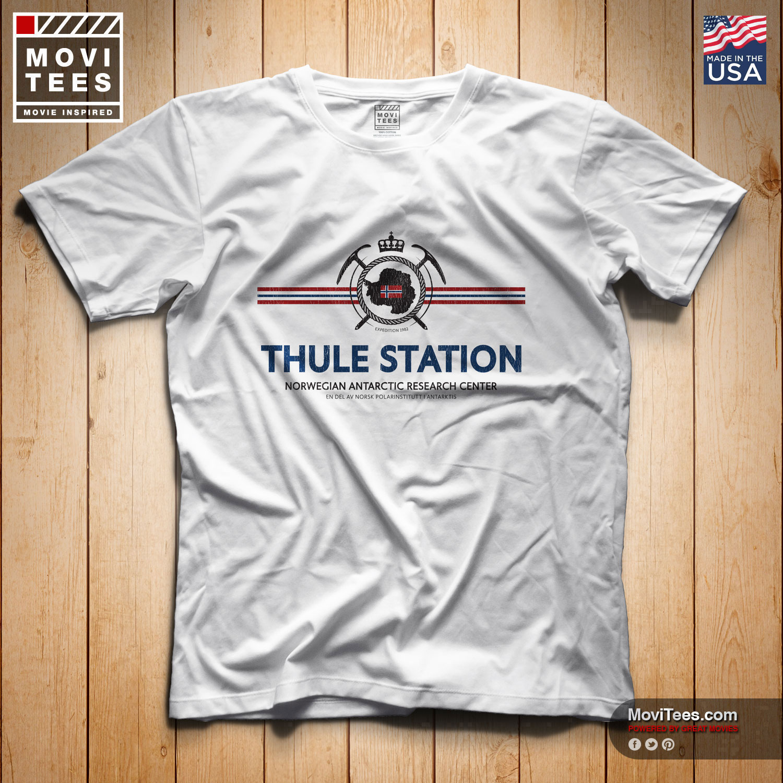 Thule Station T-Shirt